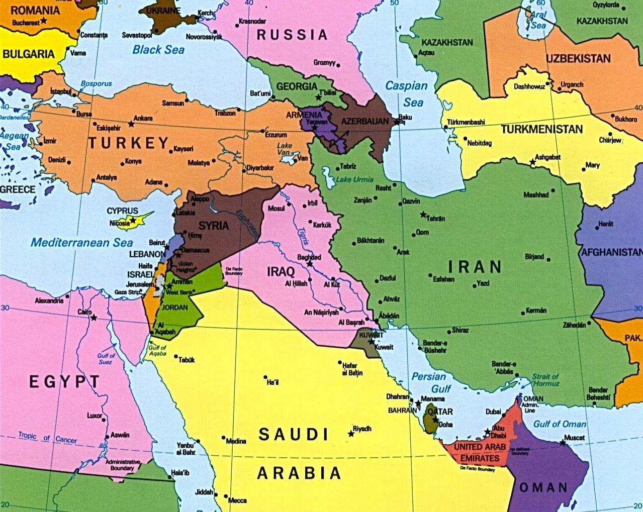 Cartina Europa E Medio Oriente.Cipro Mappa In Medio Oriente Mappa Di Cipro Medio Oriente Europa Del Sud Europa